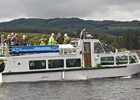 Take the waterbus to get around Loch Lomond